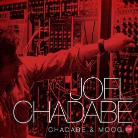 JOEL CHADABE / Chadabe & Moog (CD) - sleeve image