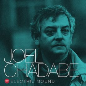 JOEL CHADABE / Electric Sound (CD) - sleeve image