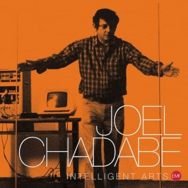 JOEL CHADABE / Intelligent Arts (CD) - sleeve image