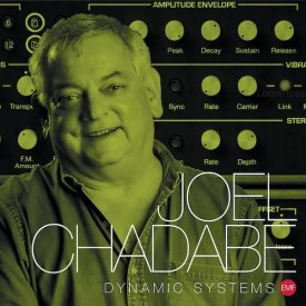 JOEL CHADABE / Dynamic Systems (CD) - sleeve image