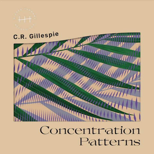 C.R. GILLESPIE / Concentration Patterns (2LP)