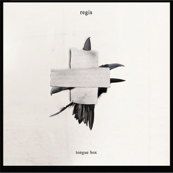 REGIS / Tongue Box (2LP Silver)
