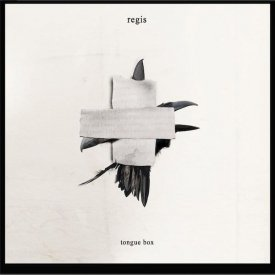 REGIS / Tongue Box (2LP Silver) - sleeve image