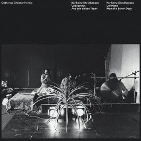 CATHERINE CHRISTER HENNIX / Karlheinz Stockhausen - Unbegrenzt (Aus Den Sieben Tagen) (LP) - sleeve image