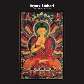 ARTURO STÀLTERI / From Ajanta to Lhasa (LP) - sleeve image