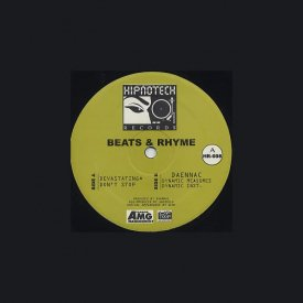 DAENNAC / Beats & Rhyme (12 inch-used) - sleeve image