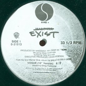 ECTOMORPH / Exist (12 inch-used)