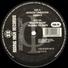 BEDOUIN ASCENT / Reconnect The Thread (12 inch-used) - sleeve image