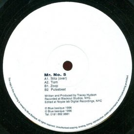 MR. No. 5 / Blitz (12 inch-used) - sleeve image