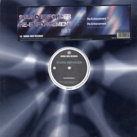 SOUND ENFORCER / Re-Enforcement 6&7 (12 inch-used) - sleeve image