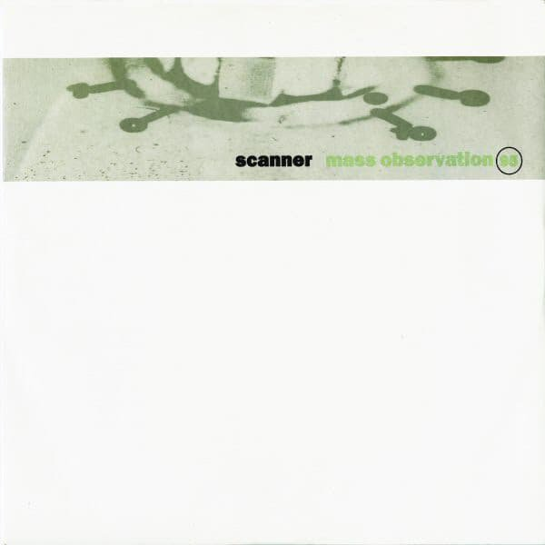 SCANNER / Mass Observation 95 (12 inch-used)