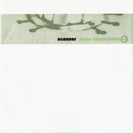 SCANNER / Mass Observation 95 (12 inch-used) - sleeve image