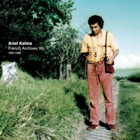 ARIEL KALMA / French Archives Vol. 2 (1974-1985) (4LP Box) - sleeve image