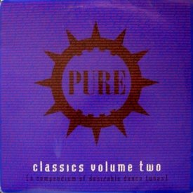 Various / Pure Classics Volume Two (2LP-used) - sleeve image