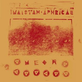 MAISTAH APHRICA / Meow (LP) - sleeve image