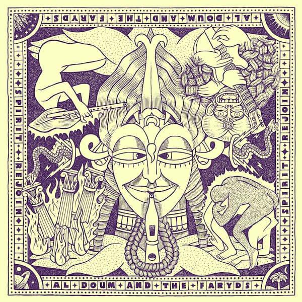 AL DOUM AND THE FARYDS / Spirit Rejoin (CD)