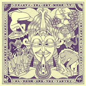 AL DOUM AND THE FARYDS / Spirit Rejoin (CD) - sleeve image