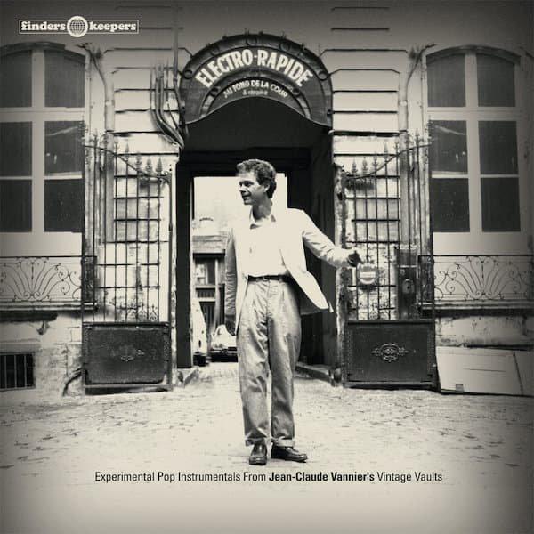 JEAN-CLAUDE VANNIER / Electro Rapide (LP)
