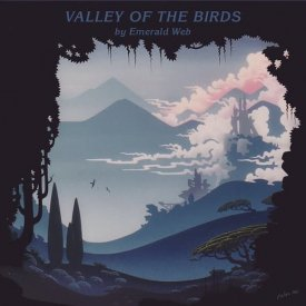 EMERALD WEB / Valley Of The Birds (LP)