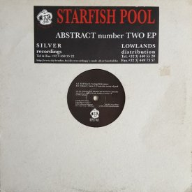 STARFISH POOL / Abstract Number Two EP (12 inch-used) - sleeve image