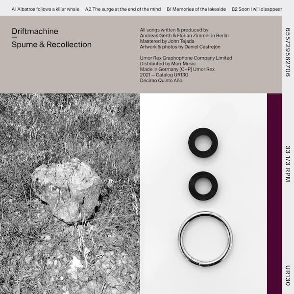 DRIFTMACHINE / Spume & Recollection (LP)