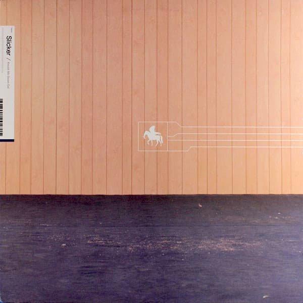 SLICKER / Knock Me Down Girl (12 inch-used)