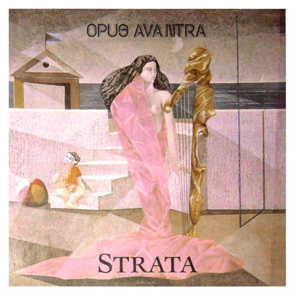 OPUS AVANTRA / Strata (LP-used)