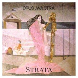 OPUS AVANTRA / Strata (LP-used) - sleeve image