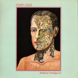 JOHN CALE / Artificial Intelligence (LP-used) - sleeve image