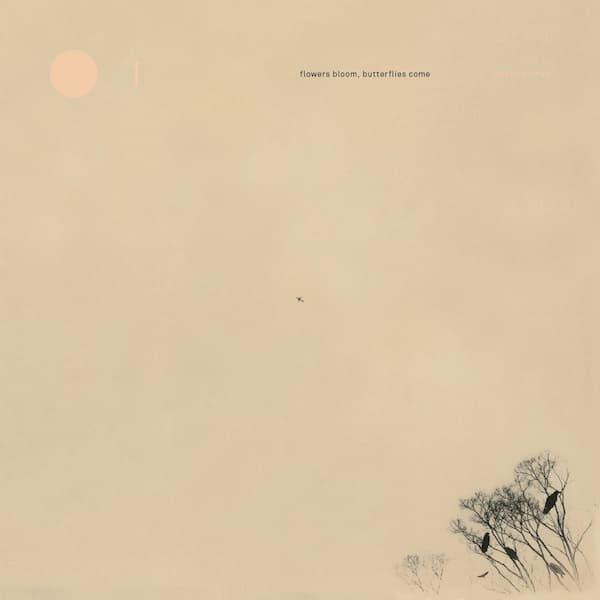 OBSERVATORIES + MIHO KAJIOKA / Flowers Bloom, Butterflies Come (LP)