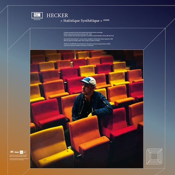 HECKER / OKKYUNG LEE - Statistique Synthetique / Teum (the Silvery Slit) (LP)