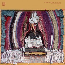 SUSAN ALCORN / The Heart Sutra (Arranged by Janel Leppin) (LP color)