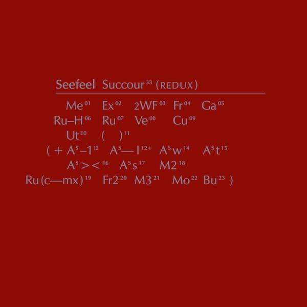 SEEFEEL / Succour (REDUX) (3LP+DL)