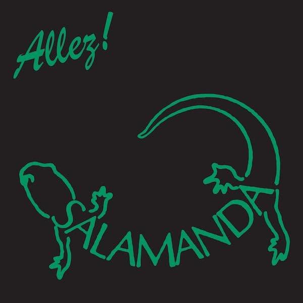 SALAMANDA / Allez! (LP)
