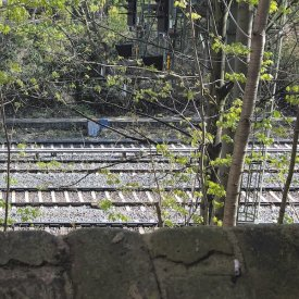 LUCY RAILTON / 5 S-Bahn (LP Blue Vinyl) - sleeve image