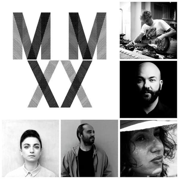 20' FOR 2020 - Matiere Memoire presents THE MMXX Series - SERIES 4 (5 Vinyls)