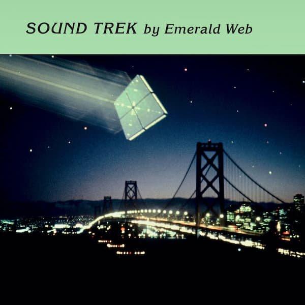 EMERALD WEB / Sound Trek (LP)