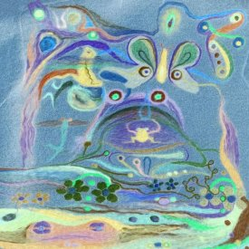 SARAH LOUISE / Earth Bow (CD/LP) - sleeve image