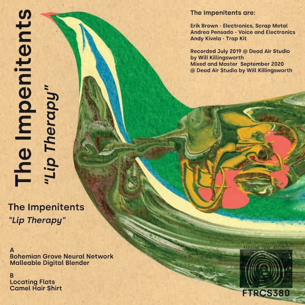 THE IMPENITENTS / Lip Therapy (Cassette)
