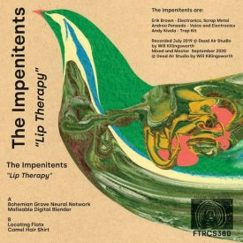 THE IMPENITENTS / Lip Therapy (Cassette) - sleeve image