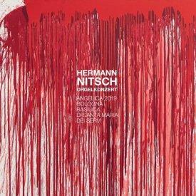 HERMANN NITSCH / Orgelkonzert (CD) - sleeve image