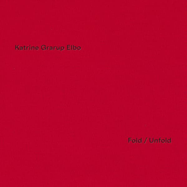 KATRINE GRARUP ELBO / Fold Unfold (CD ltd./LP ltd.)