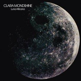 CLARA MONDSHINE / Luna Africana (LP) - sleeve image