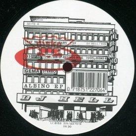 DJ HELL / Albino EP (12 inch-used) - sleeve image