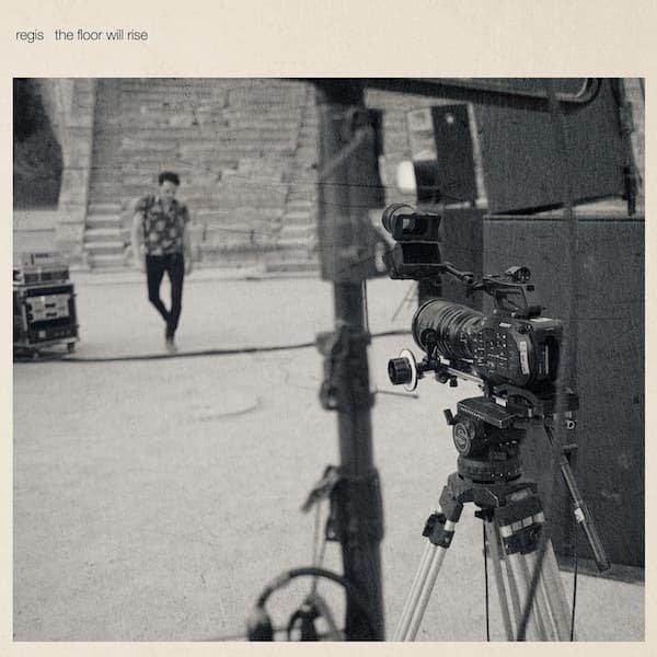 REGIS / The Floor Will Rise (LP Blue Vinyl)
