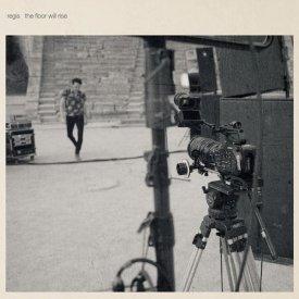 REGIS / The Floor Will Rise (LP Blue Vinyl) - sleeve image