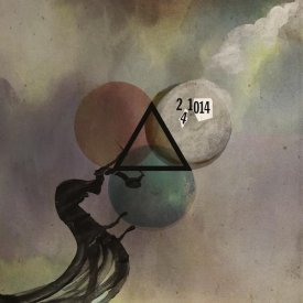 NEOTANTRIK / 241014 (2LP Clear vinyl) - sleeve image