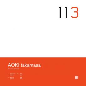AOKI TAKAMASA / Rn-Rhythm-Variations (12 inch)