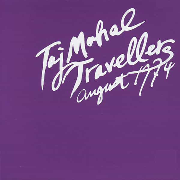 TAJ MAHAL TRAVELLERS (タージ・マハル旅行団) / August 1974 (2LP-used)
