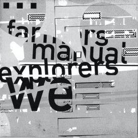 FARMERSMANUAL / Explorers_We (CD-used) - sleeve image